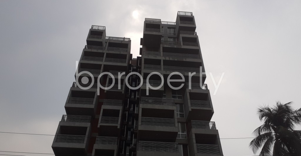 Front view - 3 Bed Apartment to Rent in Dhanmondi, Dhaka - 1929968