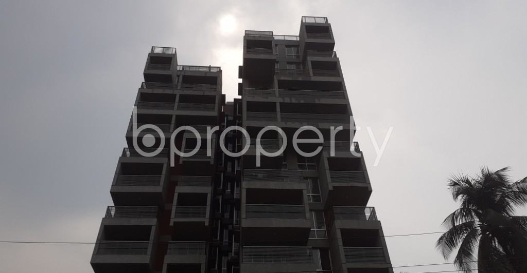 Front view - 3 Bed Apartment to Rent in Dhanmondi, Dhaka - 1929972