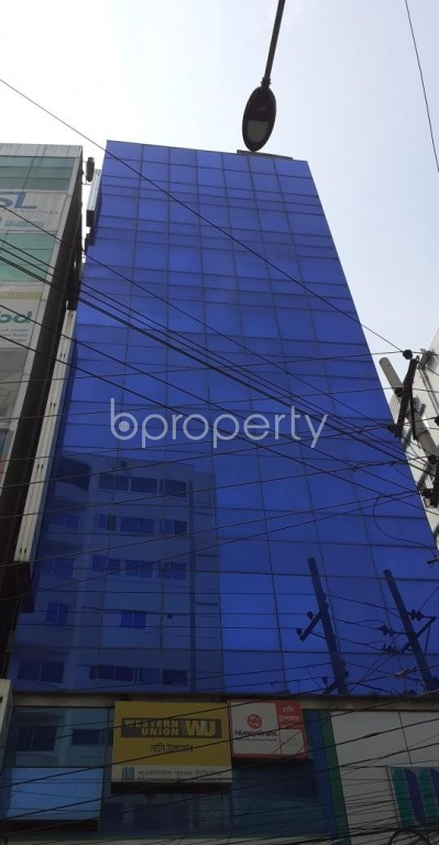 Outside view - Office for Sale in Kalabagan, Dhaka - 1930009