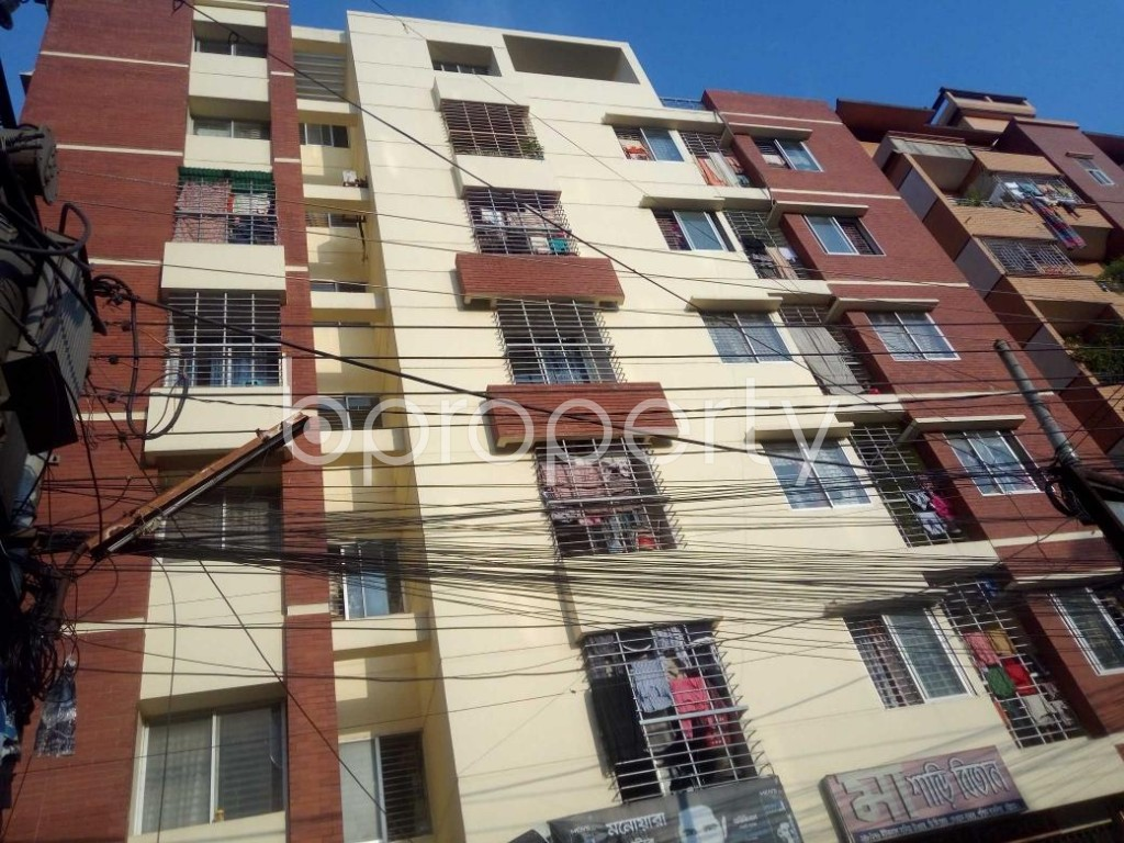 Front view - 2 Bed Apartment for Sale in Bakalia, Chattogram - 1930025
