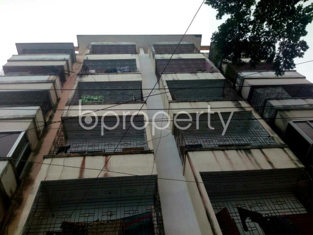 Front view - 2 Bed Apartment to Rent in Gazipur Sadar Upazila, Gazipur - 1930051