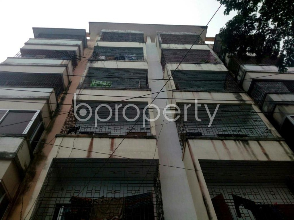 Front view - 2 Bed Apartment to Rent in Gazipur Sadar Upazila, Gazipur - 1930059