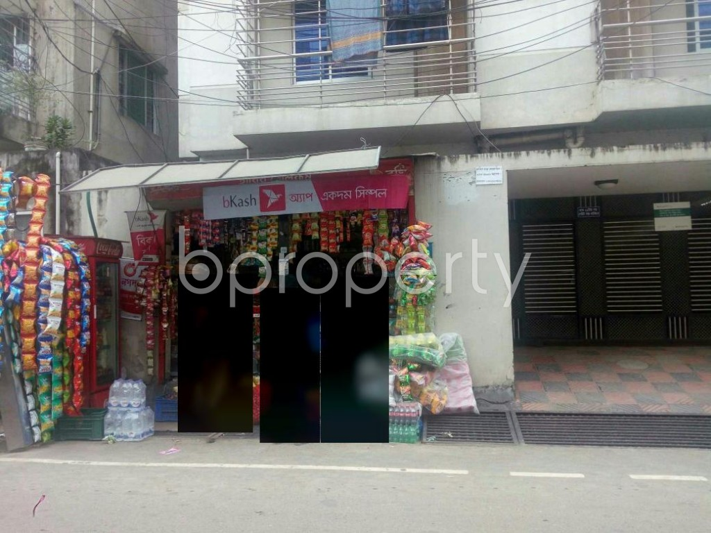 Front view - Shop to Rent in Uttara, Dhaka - 1930062