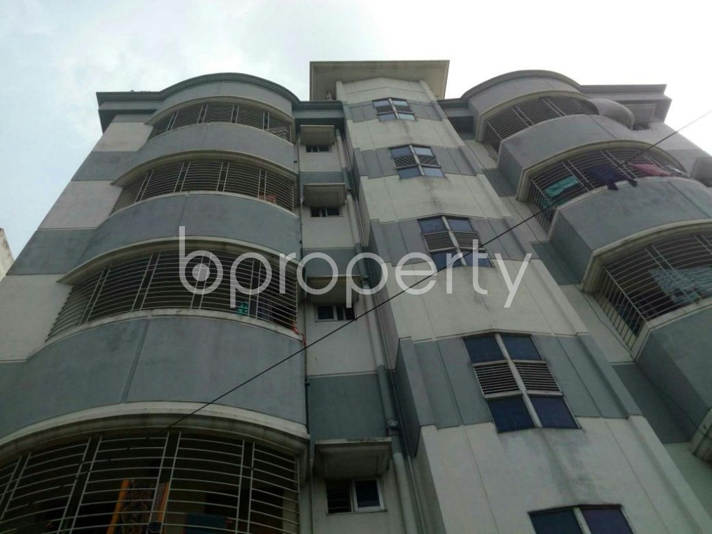 Front view - 2 Bed Apartment to Rent in Gazipur Sadar Upazila, Gazipur - 1930065