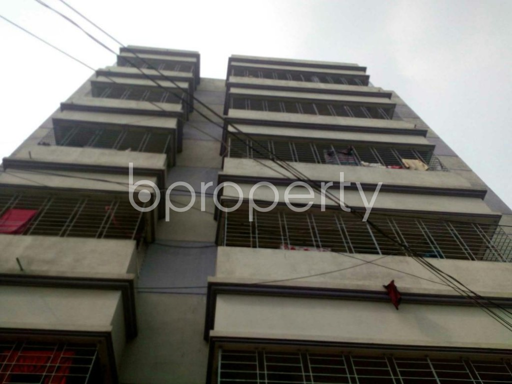Front view - 2 Bed Apartment to Rent in Gazipur Sadar Upazila, Gazipur - 1930066