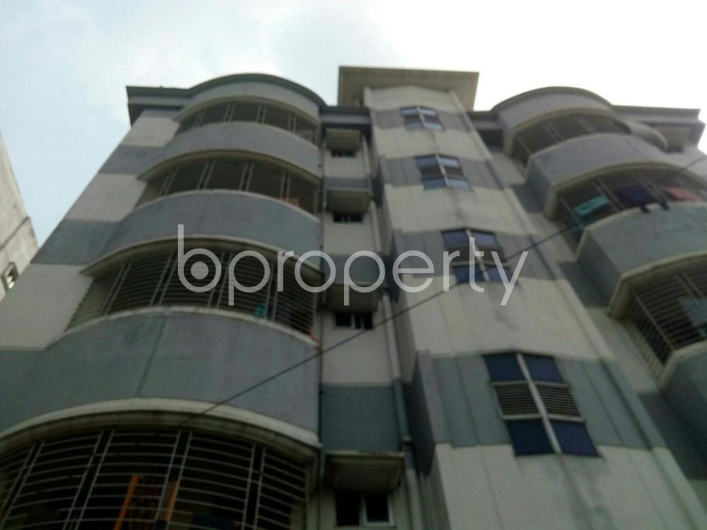 Front view - 2 Bed Apartment to Rent in Gazipur Sadar Upazila, Gazipur - 1930064