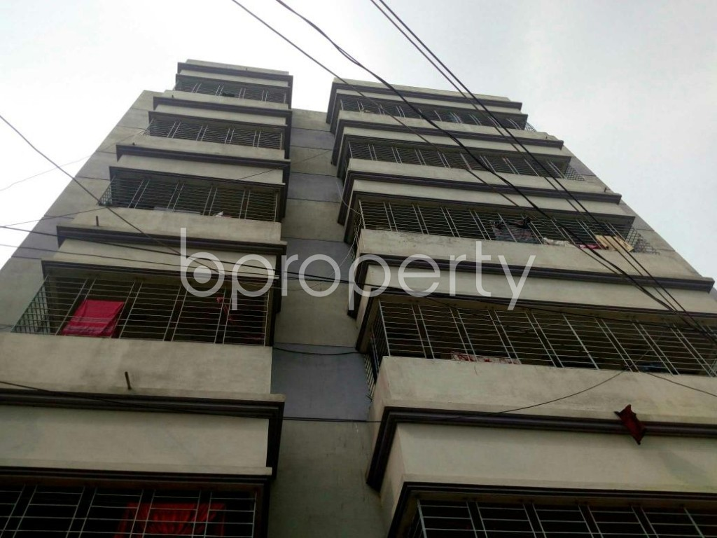 Front view - 2 Bed Apartment to Rent in Gazipur Sadar Upazila, Gazipur - 1930070