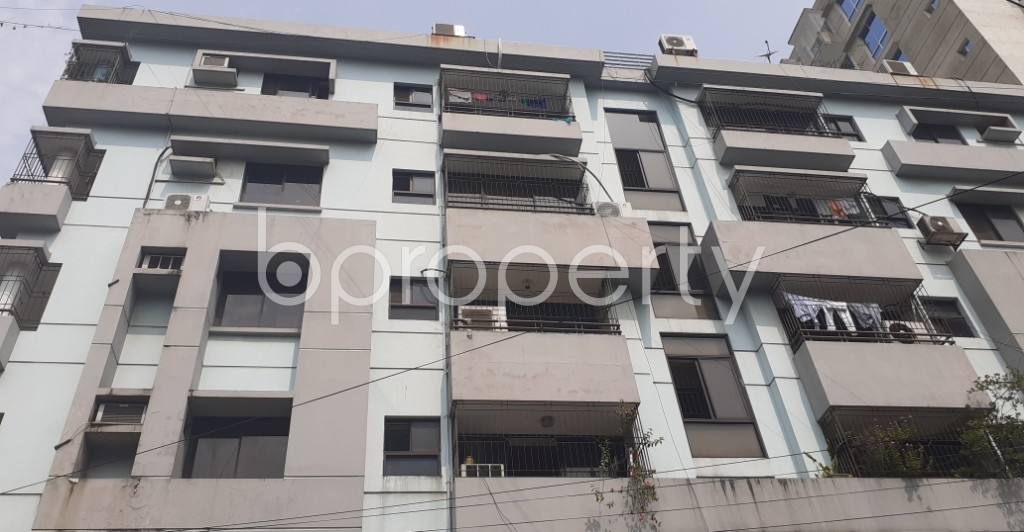 Front view - 3 Bed Apartment to Rent in Gulshan, Dhaka - 1930106
