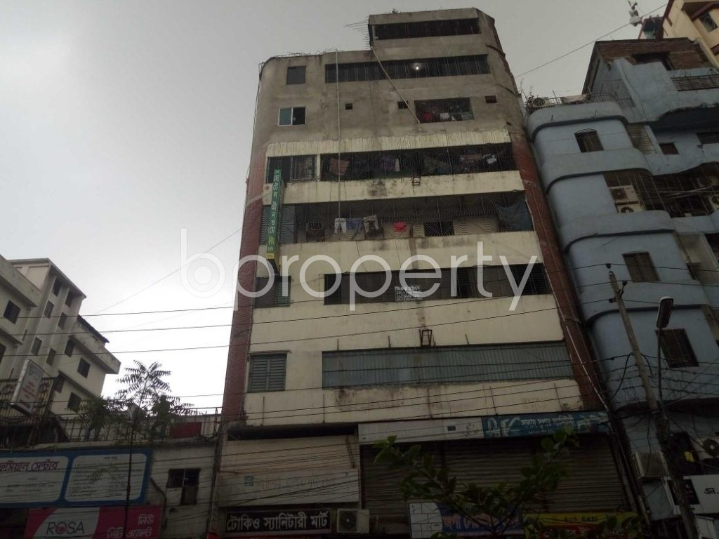 Front view - Office for Sale in Tejgaon, Dhaka - 1930108