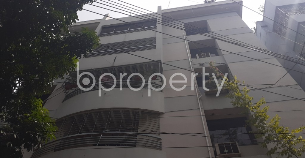 Front view - 3 Bed Apartment to Rent in Gulshan, Dhaka - 1930114