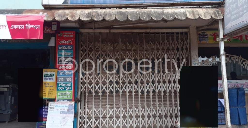 Front view - Shop to Rent in Mirpur, Dhaka - 1930115