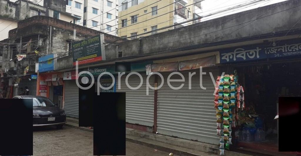 Front view - Shop to Rent in Bashabo, Dhaka - 1930121