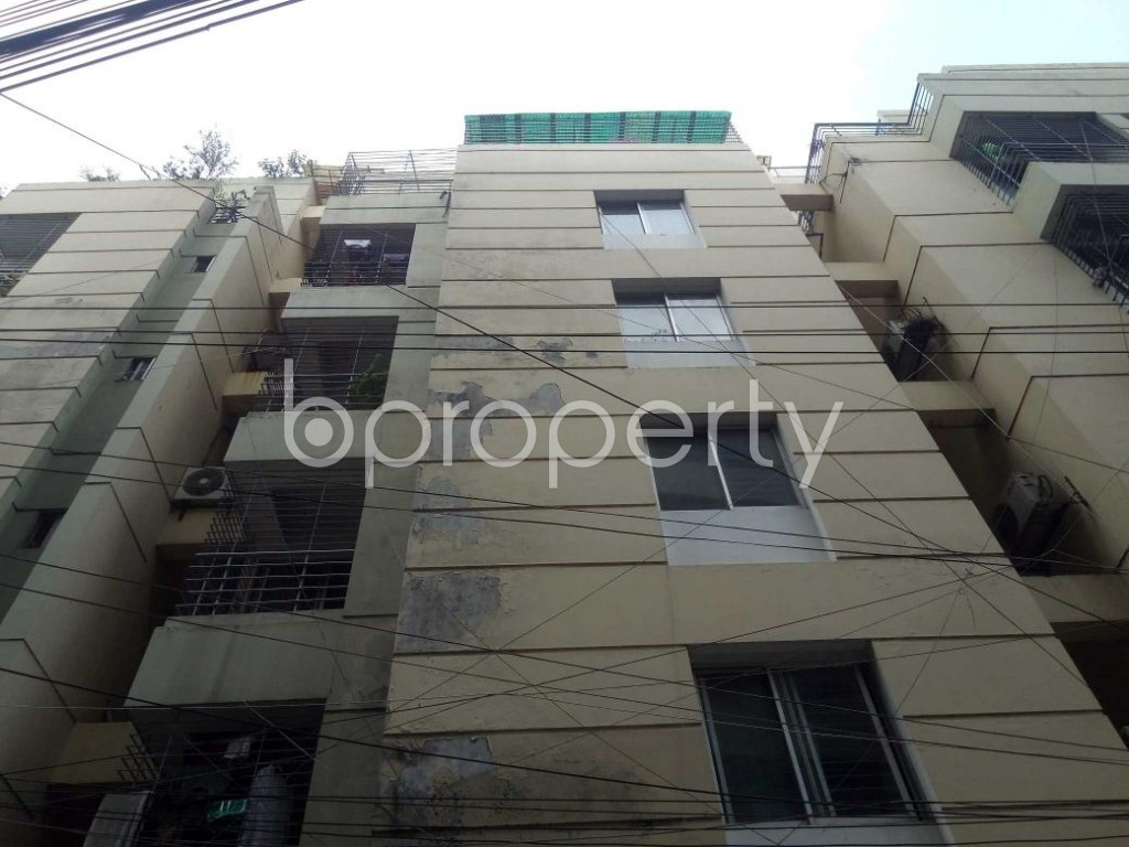 Front view - 3 Bed Apartment for Sale in Tejgaon, Dhaka - 1930142