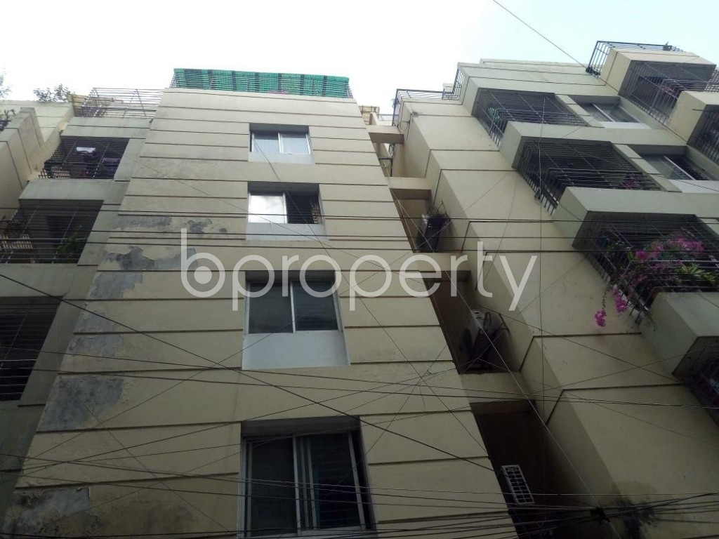 Front view - 3 Bed Apartment for Sale in Tejgaon, Dhaka - 1930148
