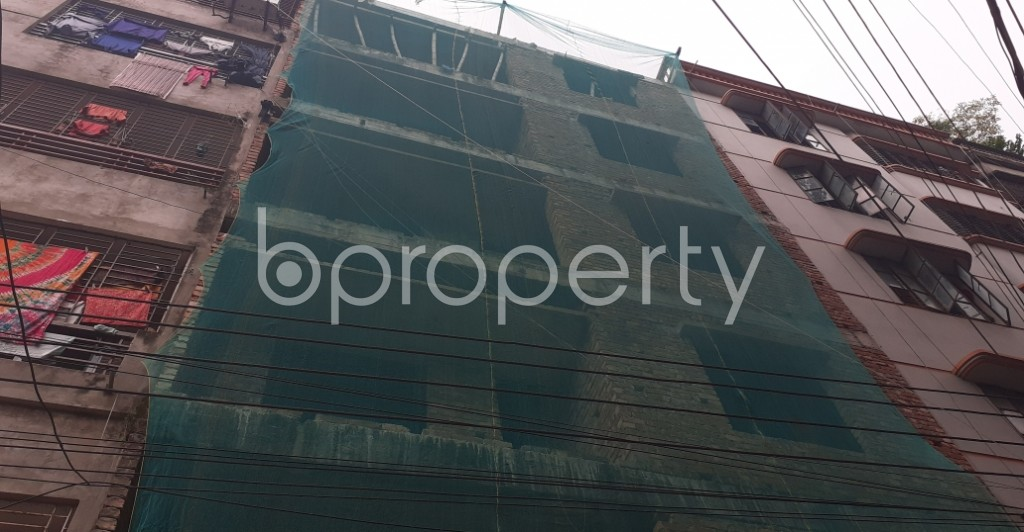 Outside view - 2 Bed Apartment for Sale in Mirpur, Dhaka - 1930159