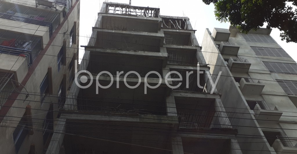 Front view - 3 Bed Apartment for Sale in Uttara, Dhaka - 1930191
