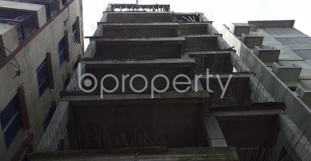 Front view - 2 Bed Apartment for Sale in Uttara, Dhaka - 1930192