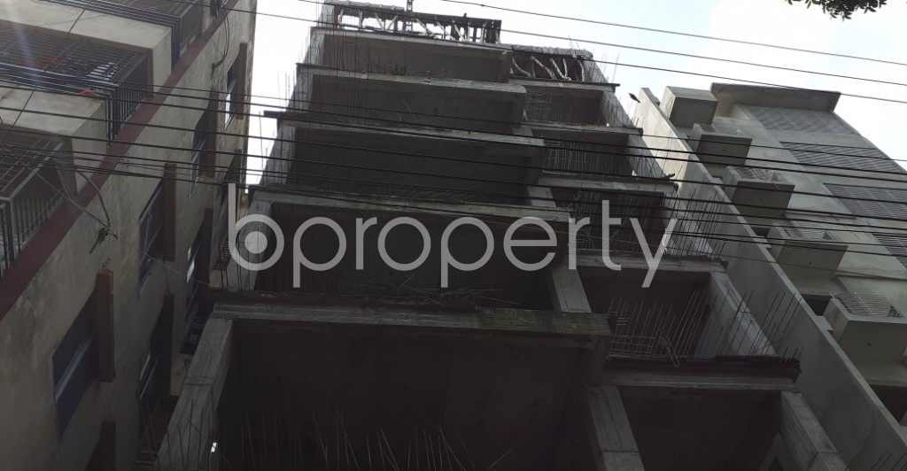 Front view - 2 Bed Apartment for Sale in Uttara, Dhaka - 1930193