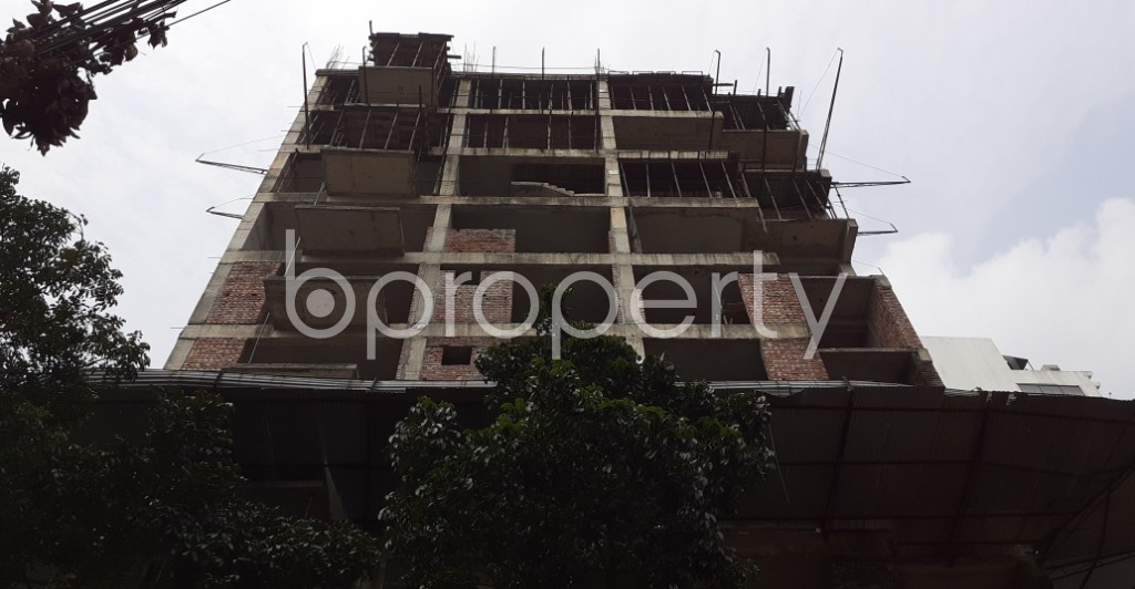 Outside view - 4 Bed Apartment for Sale in Uttara, Dhaka - 1930200