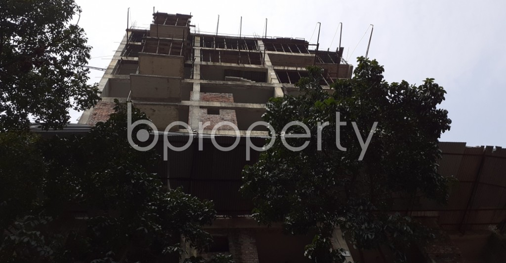 Outside view - 4 Bed Apartment for Sale in Uttara, Dhaka - 1930202