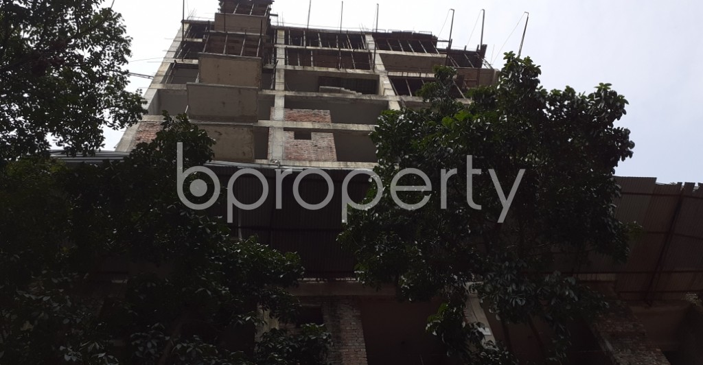 Outside view - 3 Bed Apartment for Sale in Uttara, Dhaka - 1930206