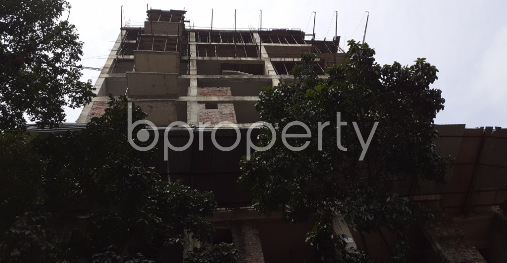 Outside view - 3 Bed Apartment for Sale in Uttara, Dhaka - 1930207