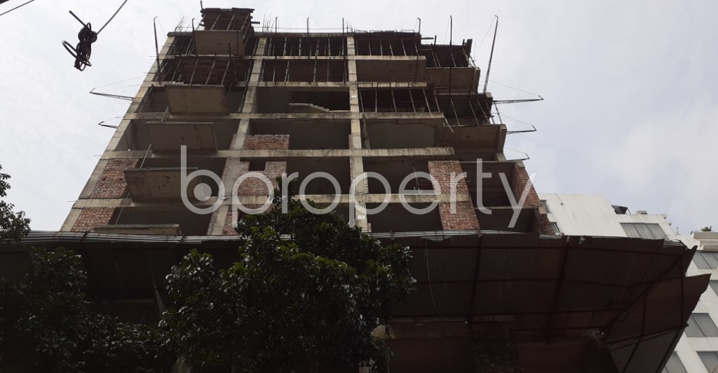 Outside view - 3 Bed Apartment for Sale in Uttara, Dhaka - 1930209