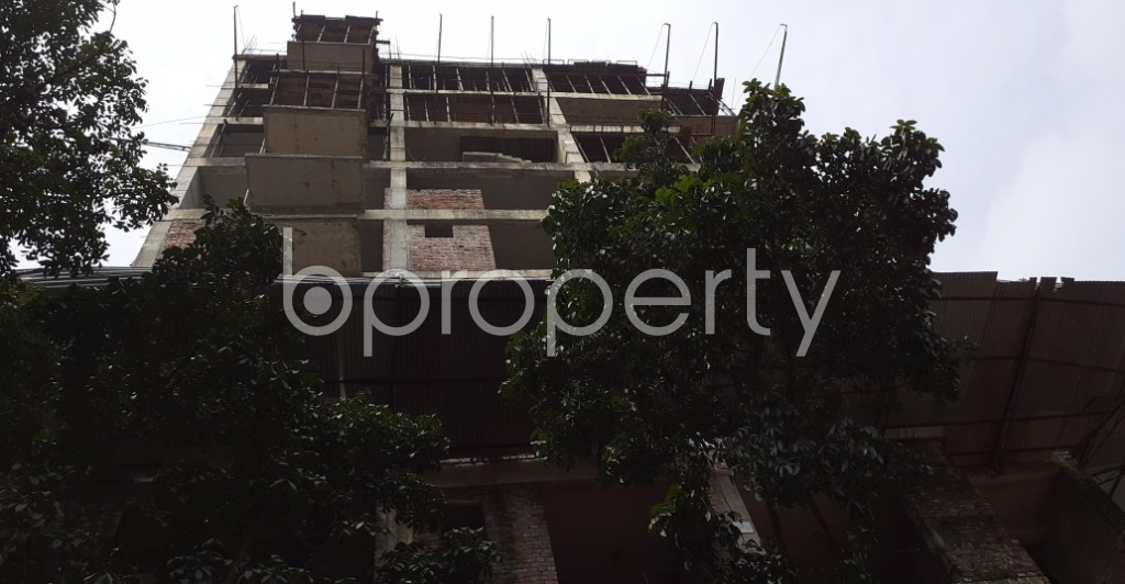 Outside view - 3 Bed Apartment for Sale in Uttara, Dhaka - 1930210