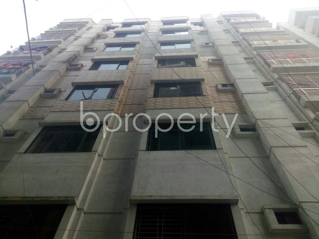 Front view - 3 Bed Apartment for Sale in Dakshin Khan, Dhaka - 1930230