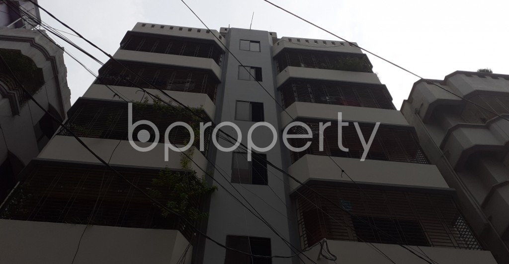 Front view - 3 Bed Apartment for Sale in Mirpur, Dhaka - 1930233