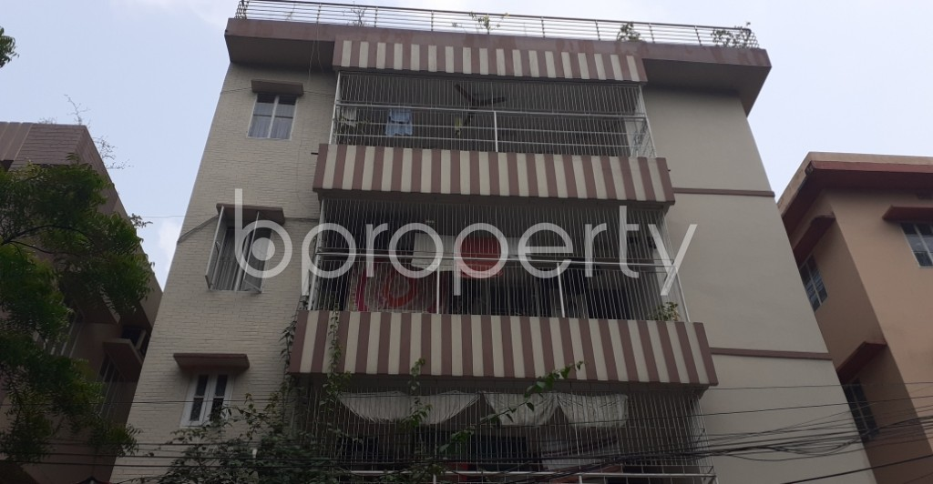 Outside view - 2 Bed Apartment to Rent in Lalmatia, Dhaka - 1930279