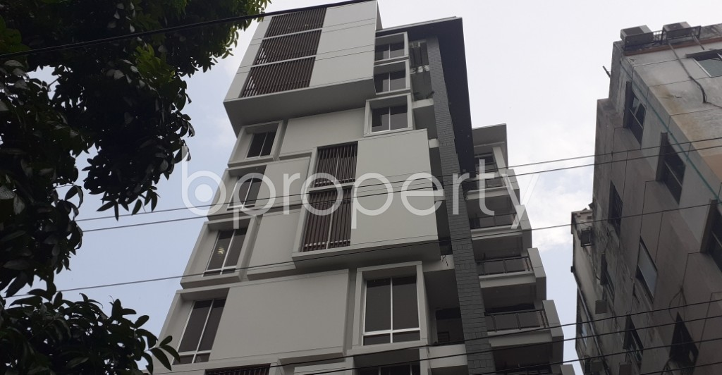 Outside view - 4 Bed Apartment to Rent in Lalmatia, Dhaka - 1930281