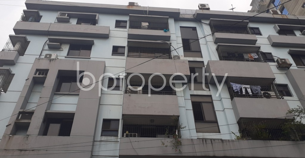 Front view - 3 Bed Apartment for Sale in Gulshan, Dhaka - 1930286
