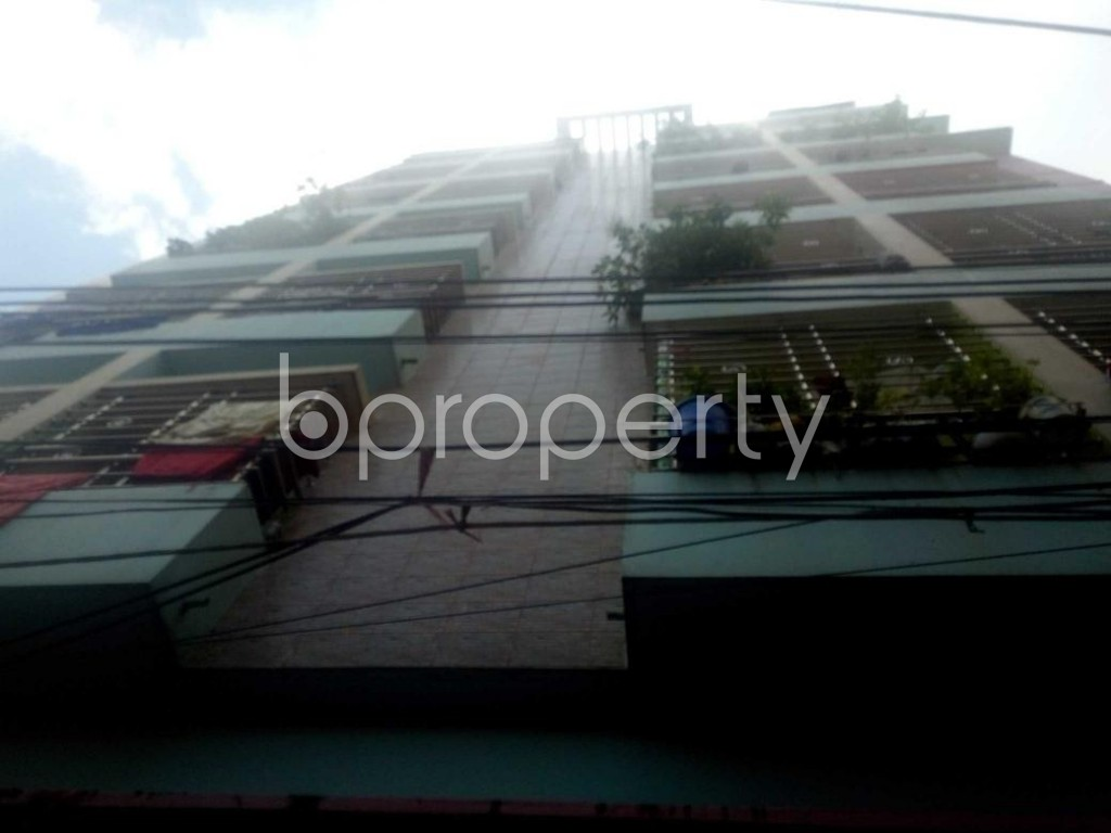 Front view - 3 Bed Apartment to Rent in Bakalia, Chattogram - 1930444