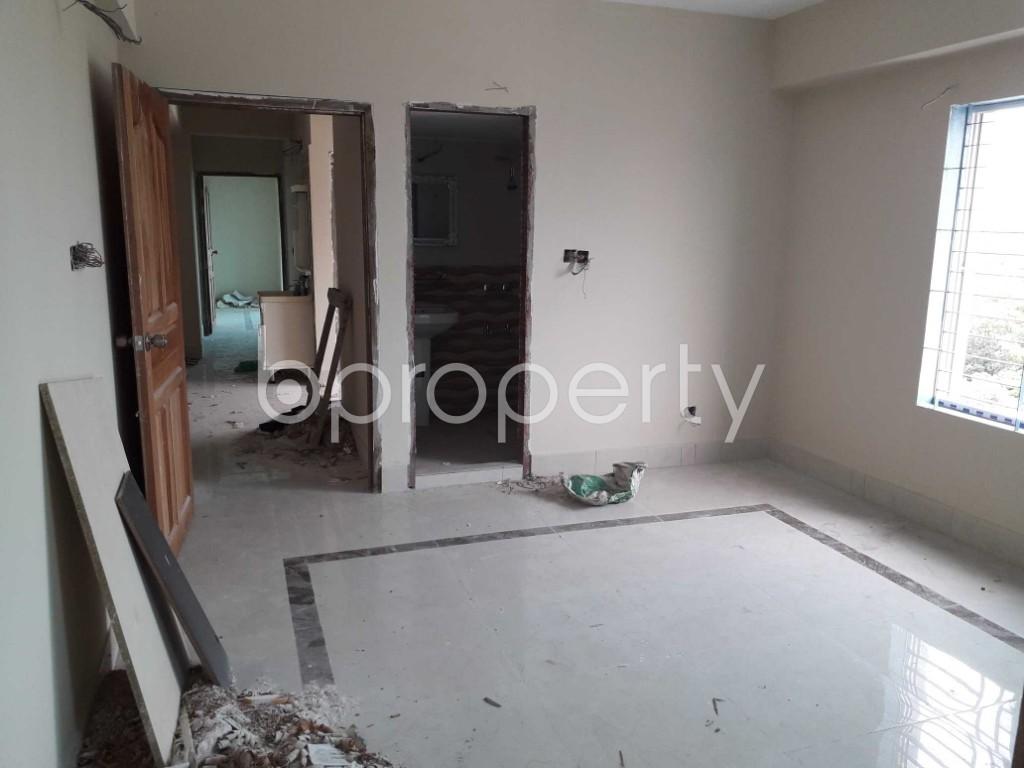 Bedroom - 3 Bed Apartment to Rent in Subid Bazar, Sylhet - 1930448