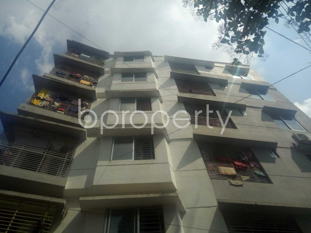 Front view - 3 Bed Apartment to Rent in Bakalia, Chattogram - 1930450