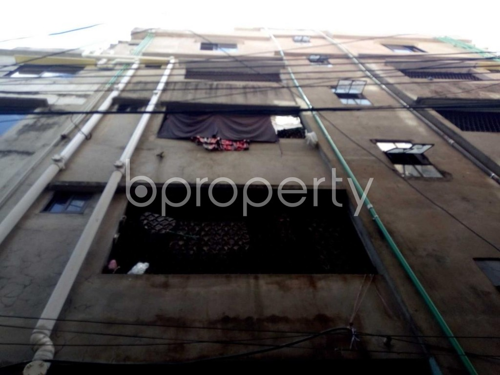 Front view - 2 Bed Apartment to Rent in Bakalia, Chattogram - 1930484