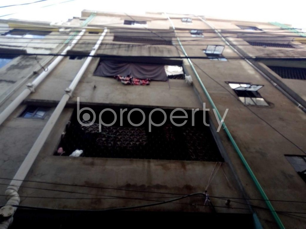 Front view - 3 Bed Apartment to Rent in Bakalia, Chattogram - 1930486