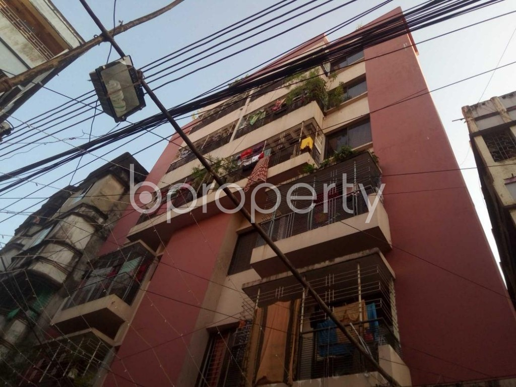 Front view - 2 Bed Apartment to Rent in Bakalia, Chattogram - 1930489