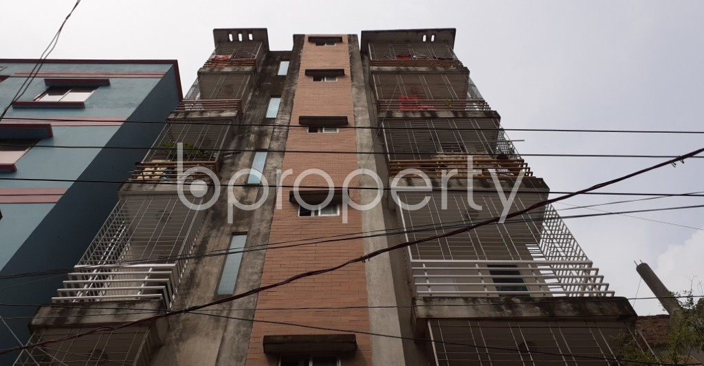 Front view - 2 Bed Apartment for Sale in Mohammadpur, Dhaka - 1930529
