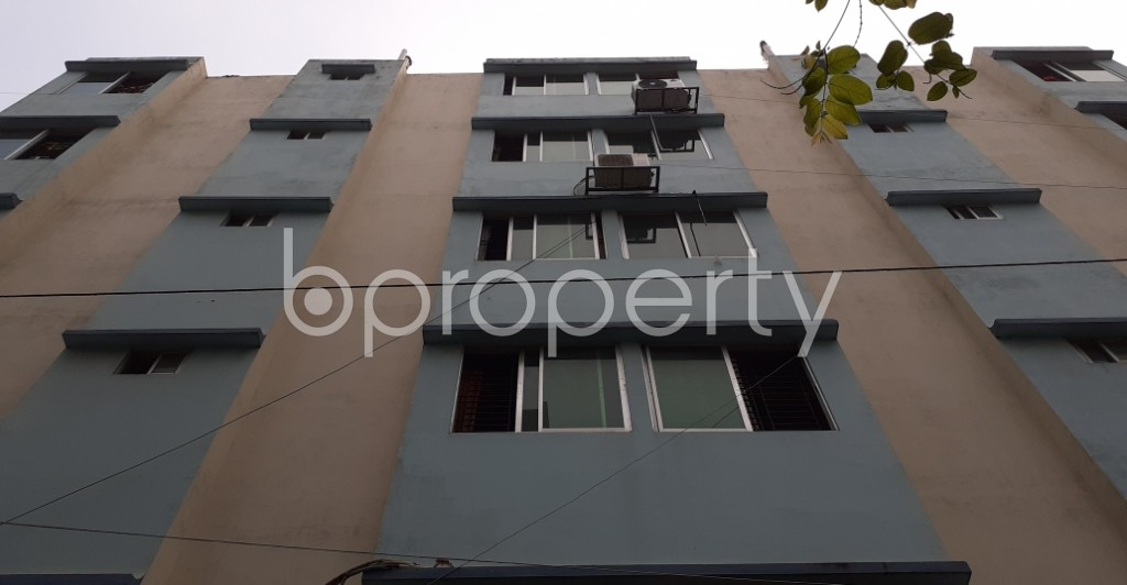 Front view - 2 Bed Apartment to Rent in Mohammadpur, Dhaka - 1930531