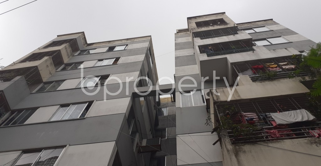 Outside view - 2 Bed Apartment to Rent in Taltola, Dhaka - 1930543