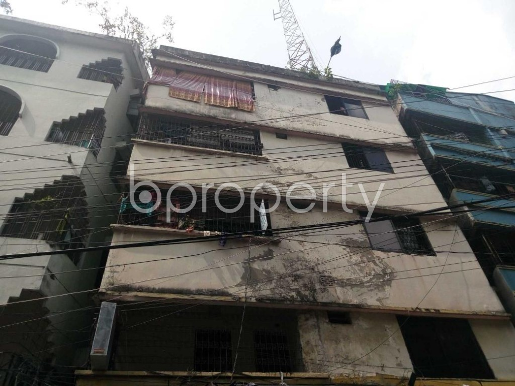 Front view - 2 Bed Apartment to Rent in Kalachandpur , Dhaka - 1930547