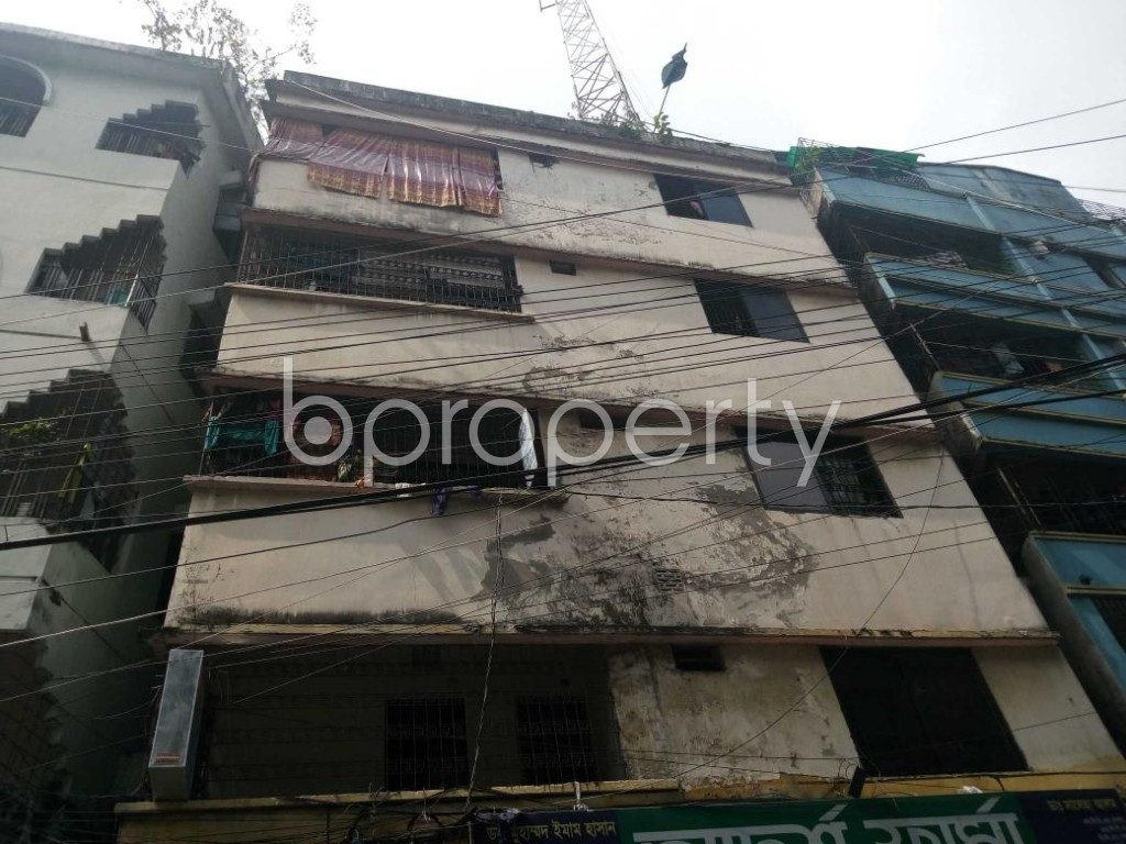 Front view - 2 Bed Apartment to Rent in Kalachandpur , Dhaka - 1930549