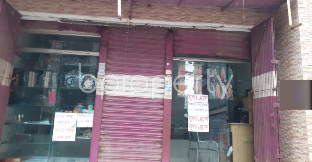 Commercial inside - Shop to Rent in Banasree, Dhaka - 1930584