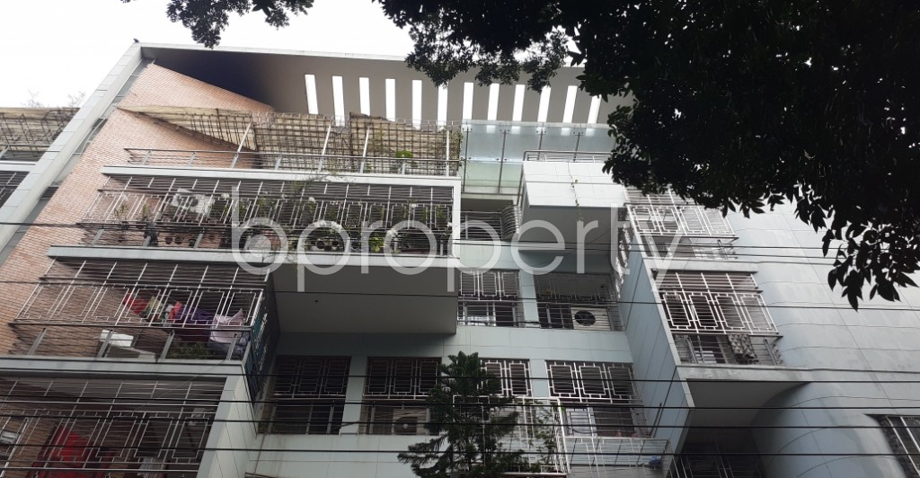 Front view - 4 Bed Apartment for Sale in Dhanmondi, Dhaka - 1930647