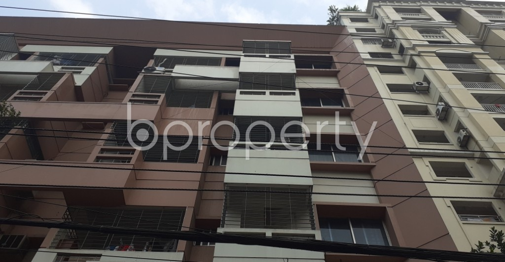 Front view - 3 Bed Apartment to Rent in Dhanmondi, Dhaka - 1930649