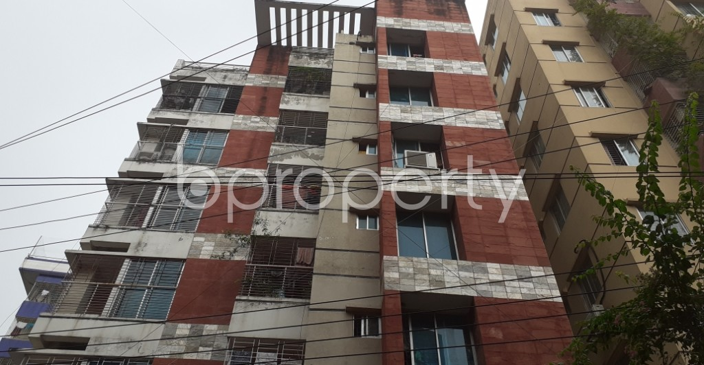 Front view - 3 Bed Apartment to Rent in Dhanmondi, Dhaka - 1930650