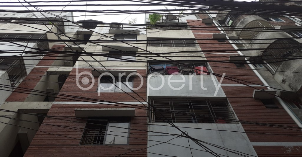 Front view - 2 Bed Apartment to Rent in Dhanmondi, Dhaka - 1930651