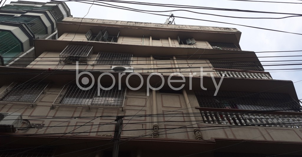 Front view - 3 Bed Apartment to Rent in Dhanmondi, Dhaka - 1930652